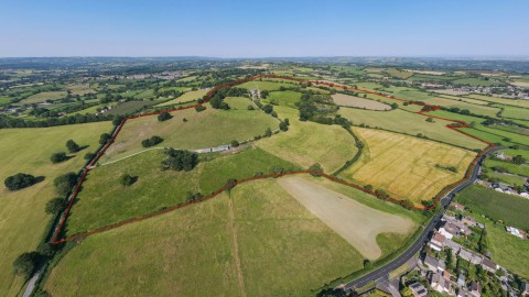 Click the photo for more details of Timsbury Nr Bath Delightful hilltop farm 173 acres Pretty house Traditional barns, Bath