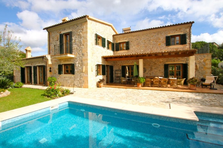 View Full Details for Es Capdella nr Calvia, SW Mallorca, , International, 1348495