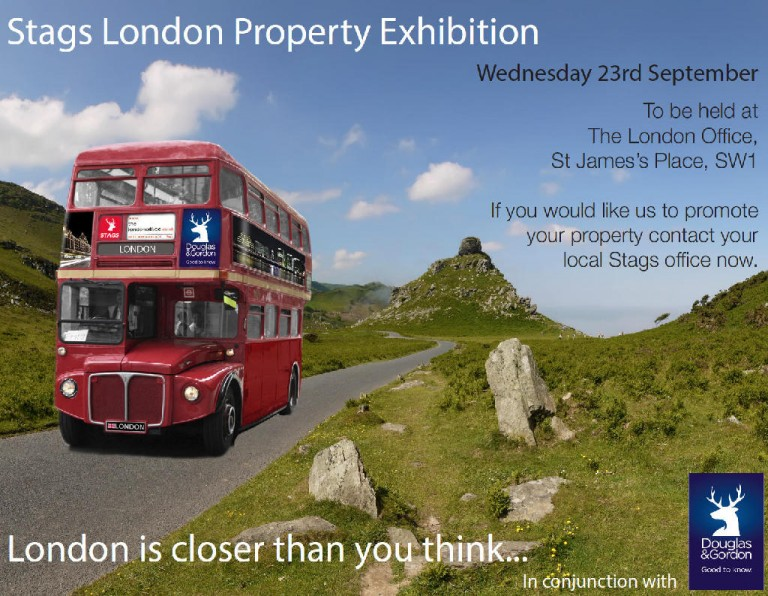 Stags London Property Exhibition