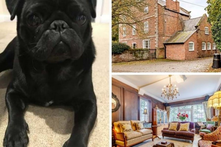 Ralph reviews a Grade II* period house in Farndon